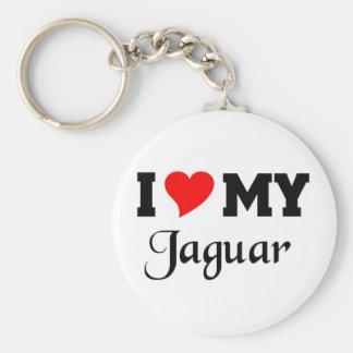 I love my Jaguar Key Chain