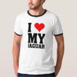 I love my Jaguar Shirts