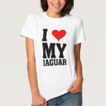I love my Jaguar T Shirt