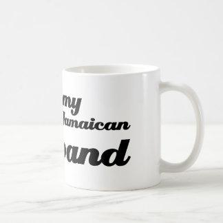 I love my Jamaican Husband Coffee Mug