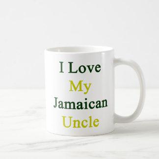 I Love My Jamaican Uncle Coffee Mug