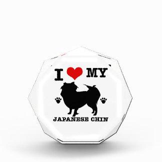 I Love my Japanese Chin Awards