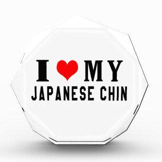 I Love My Japanese Chin Award