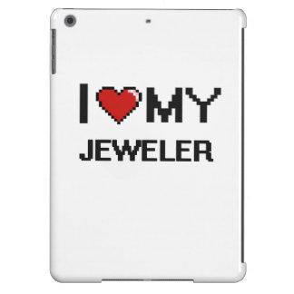I love my Jeweler iPad Air Case
