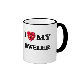 I love my Jeweler Ringer Coffee Mug