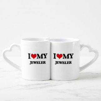 I love my Jeweler Couples' Coffee Mug Set