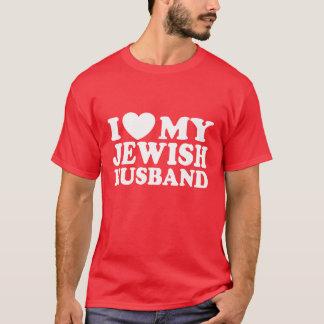 I Love My jewish Husband T-Shirt
