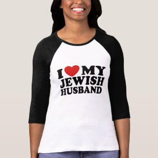 I Love My jewish Husband Shirts