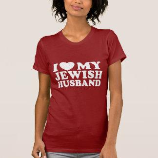 I Love My jewish Husband T Shirt
