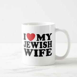 I Love My jewish Wife Coffee Mug