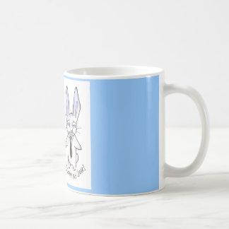I Love My Job? Classic White Coffee Mug