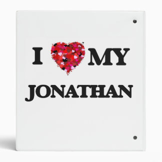 I love my Jonathan Vinyl Binders