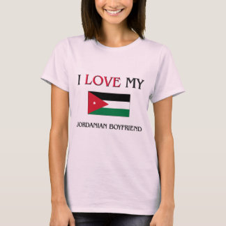 I Love My Jordanian Boyfriend T-Shirt