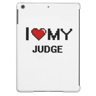 I love my Judge iPad Air Cases