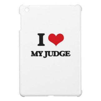 I Love My Judge iPad Mini Case