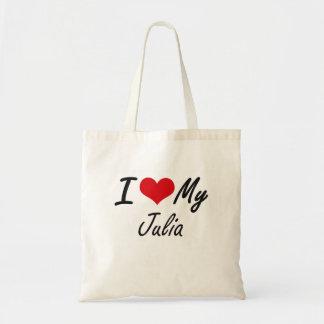 I love my Julia Tote Bag