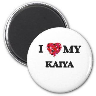 I love my Kaiya 2 Inch Round Magnet