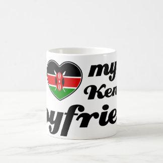 I love my Kenyan Boyfriend Coffee Mug