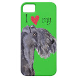 I Love my Kerry Blue Terrier iPhone 5 Cover