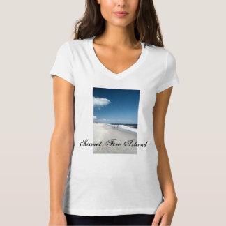 I Love My Kismet, Fire Island shirt