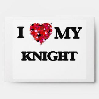 I love my Knight Envelopes