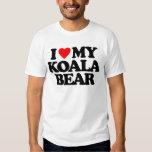 I LOVE MY KOALA BEAR T SHIRTS