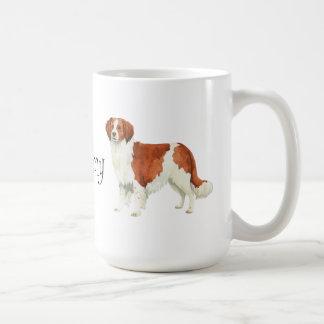 I Love my Kooikerhondje Coffee Mug