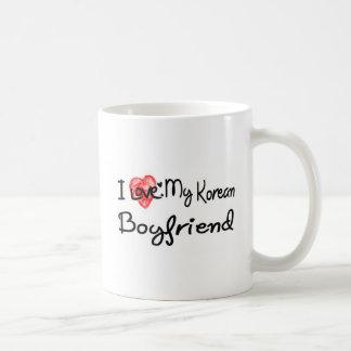 I Love My Korean Boyfriend Mug