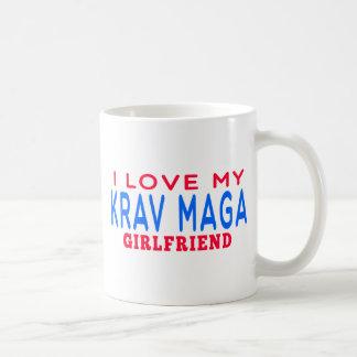 I Love My Krav Maga Girlfriend Mug