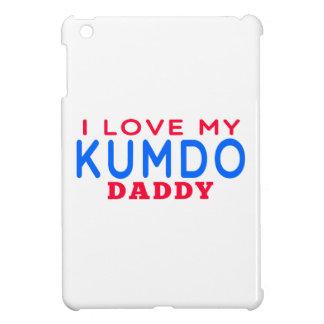 I Love My Kumdo Daddy Case For The iPad Mini