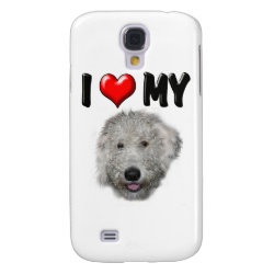 Case-Mate Barely There Samsung Galaxy S4 Case with Labradoodle Phone Cases design