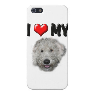 I Love My Labradoodle iPhone SE/5/5s Case