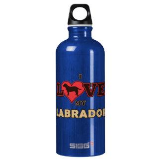 I Love my Labrador SIGG Traveler 0.6L Water Bottle