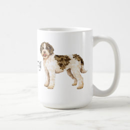 I Love my Lagotto Coffee Mug