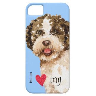 I Love my Lagotto Romagnolo iPhone SE/5/5s Case