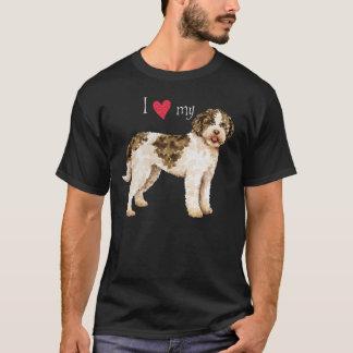 I Love my Lagotto Romagnolo T-Shirt