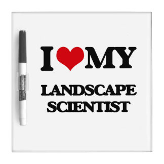 I love my Landscape Scientist Dry-Erase Board