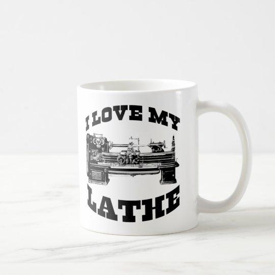 I Love My Lathe (as seen in Cuban Fury) Coffee Mug