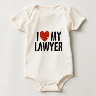 I Love My Lawyer Bodysuit