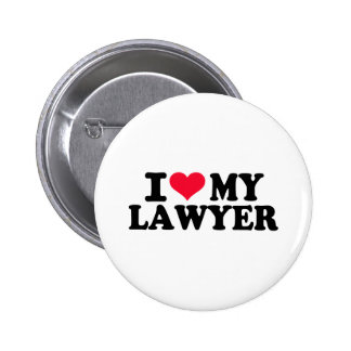 I love my Lawyer Button