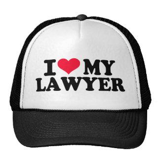 I love my Lawyer Trucker Hat