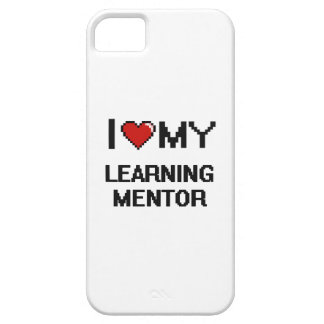 I love my Learning Mentor iPhone 5 Covers