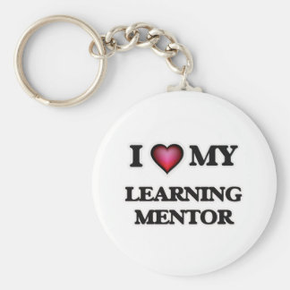 I love my Learning Mentor Keychain