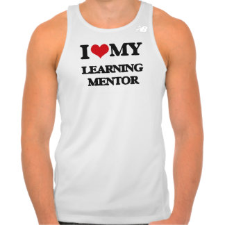 I love my Learning Mentor Tshirts