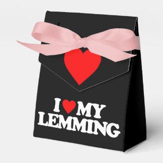 I LOVE MY LEMMING FAVOR BOX