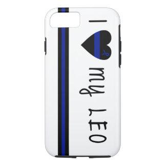 I Love My LEO iPhone 7 Case
