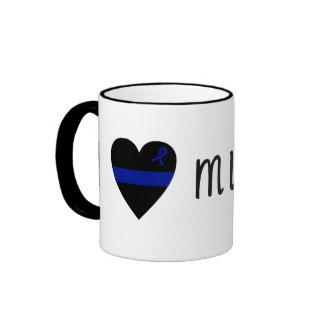 I Love My LEO Mug
