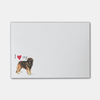 I Love my Leonberger Post-it® Notes
