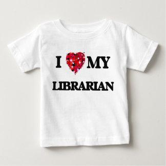 I love my Librarian Tee Shirt