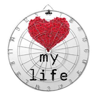 i love my life dartboards
